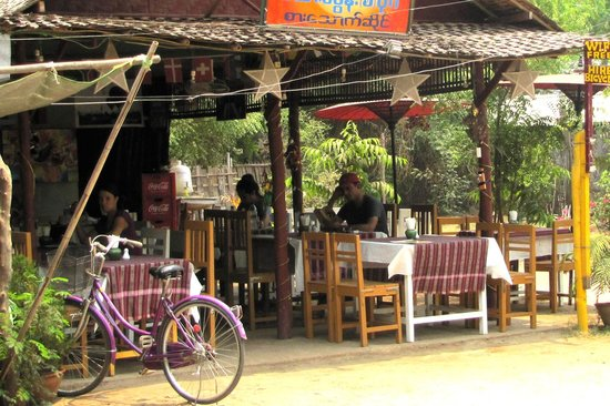 Weather Spoon's Bagan Restaurant and Bar: New Weather Spoons Location