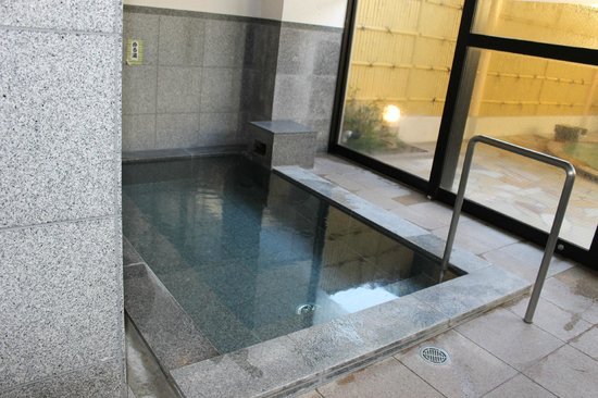 Nikko station hotel classic: Outra piscina do Hot Spring