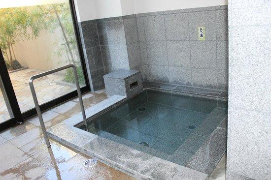 Nikko station hotel classic: Hot Spring