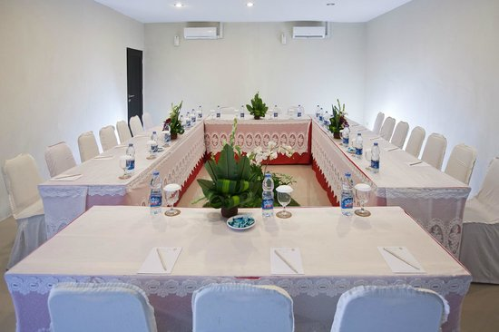Palloma Hotel Kuta: Meeting Room