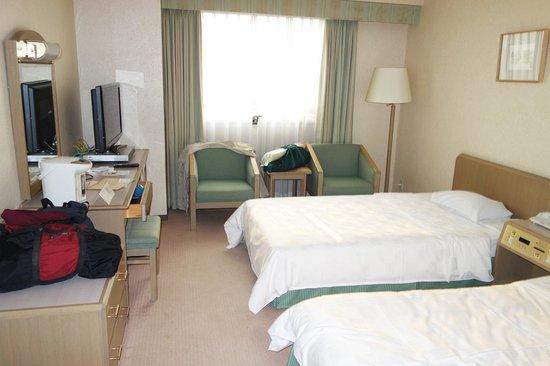 Karasuma Kyoto Hotel : Room view