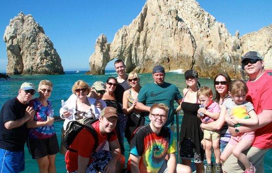 Cabo Submarine : great views
