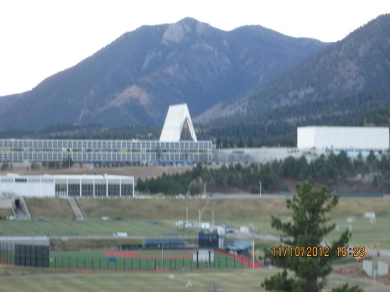 United States Air Force Academy: Chapel - Colorado Springs October