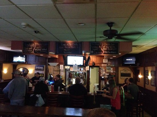 Thirsty Turtle Sports Bar : Bar