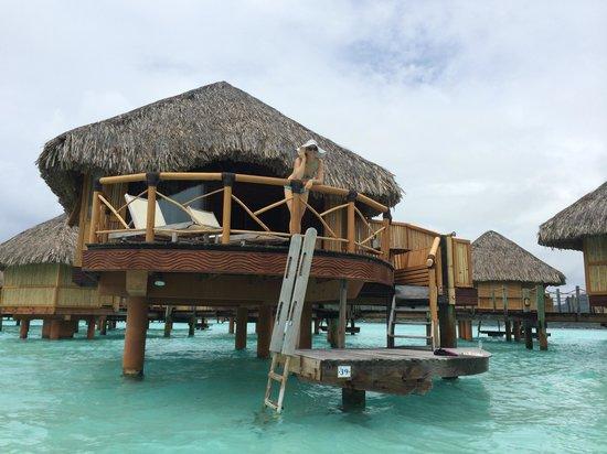 Bora Bora Pearl Beach Resort & Spa: Premium Bungalow 39