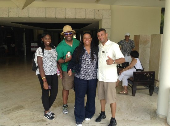 The Reserve at Paradisus Punta Cana : Last Day with Hazeal R.