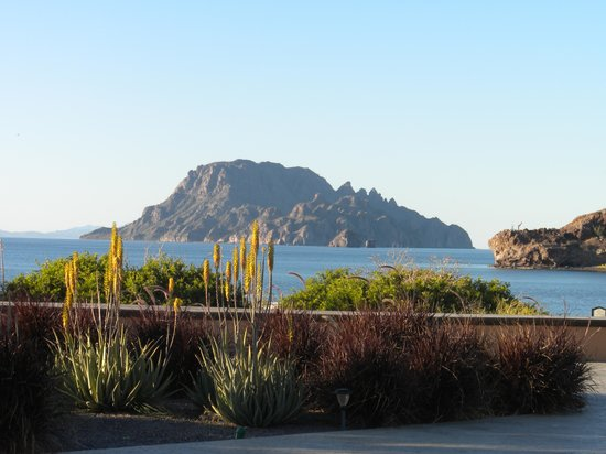 Villa del Palmar Beach Resort & Spa at The Islands of Loreto: Our own bay!