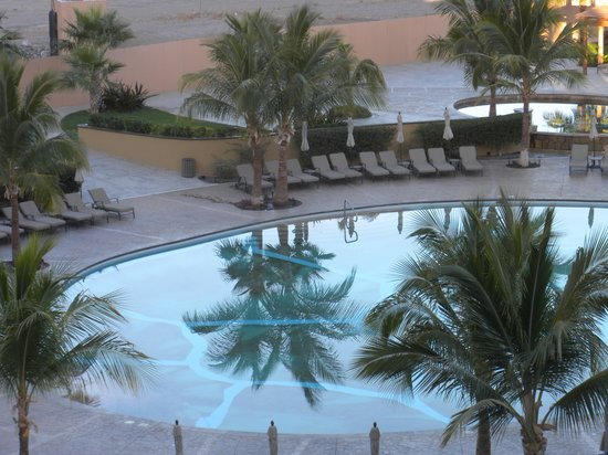 Villa del Palmar Beach Resort & Spa at The Islands of Loreto: Morning from our balcony.