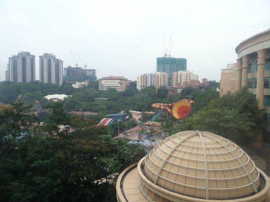 Sunway Resort Hotel & Spa: View of Lagoon