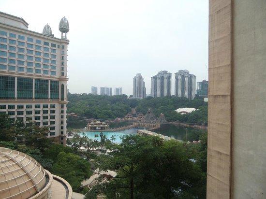 Sunway Resort Hotel & Spa: View of Lagoon