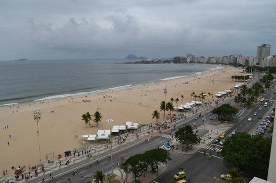Olinda Rio Hotel: Vista Varanda
