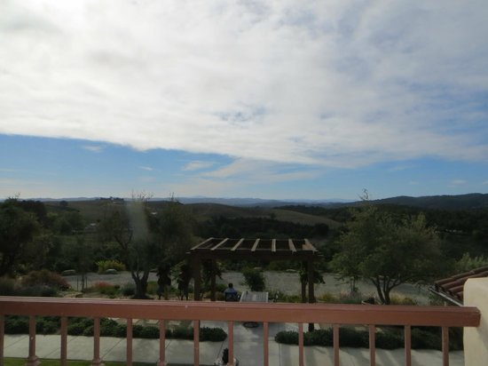The Inn at Croad Vineyards : Anoterh view