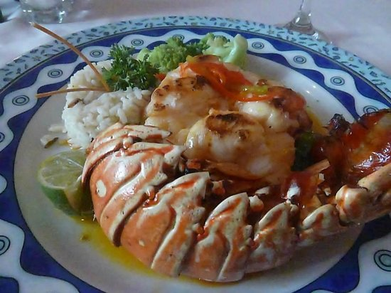 Barcelo Maya Tropical: Seafood Restaurant