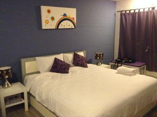 Soontreeya Lanta: bedroom