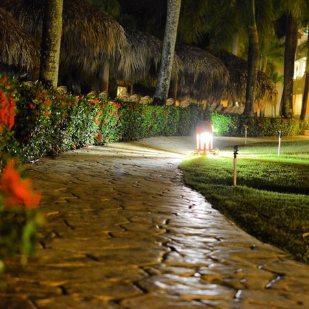 Iberostar Costa Dorada: Night walk