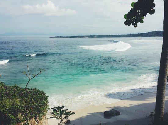 Secret Point Huts : The morning breeze