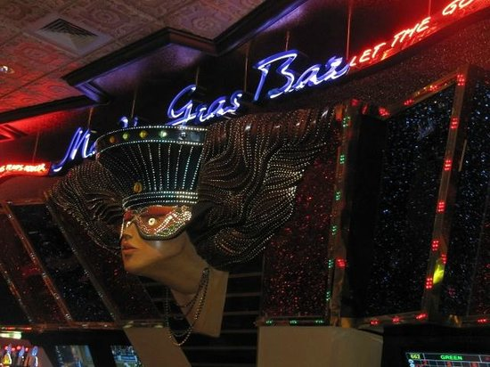 The Orleans Hotel & Casino: The Mardi Gras Bar