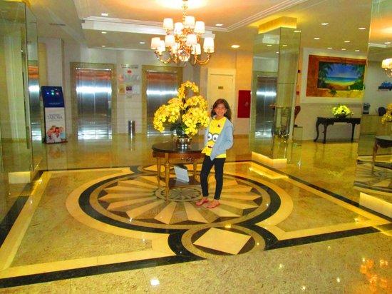 BEST WESTERN Taroba Hotel: Lobby