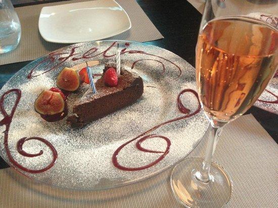 Eloise - Mexico: Trufa de chocolate