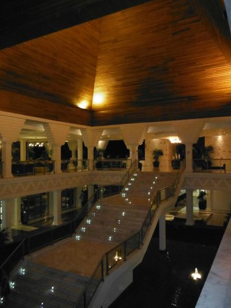 Grand Sunset Princess All Suites Resort : Lobby