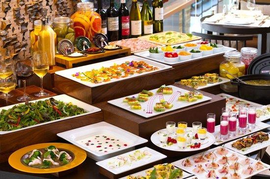 Solaria nishitetsu hotel Ginza : 朝食