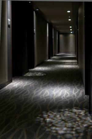 Solaria nishitetsu hotel Ginza : 廊下