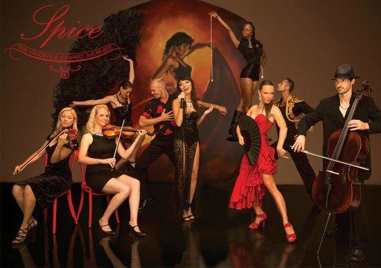 Spice Cabaret Show