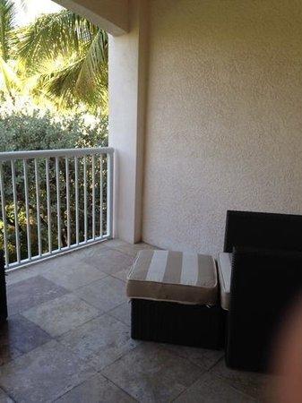 Key West Marriott Beachside Hotel: patio