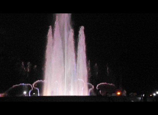 Quezon Memorial Circle: Fountain