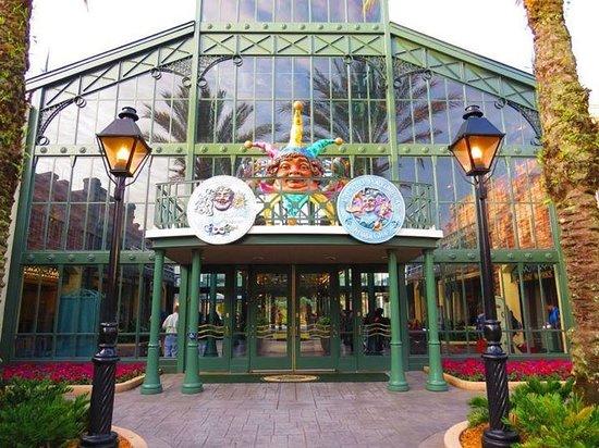 Disney's Port Orleans Resort - French Quarter : Resort