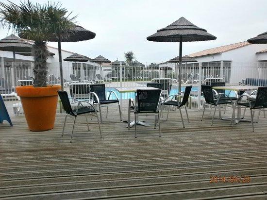 P'tit Dej-HOTEL Ile de Re : avril 2014