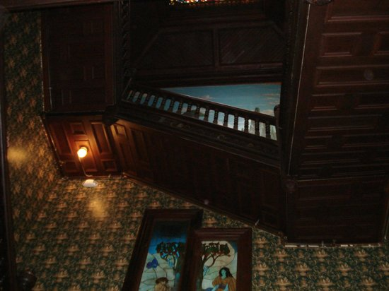 Columns Hotel: Only Staircase