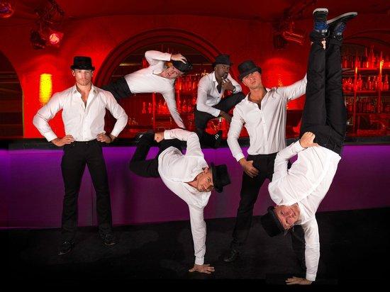 PIMP Cabaret Show