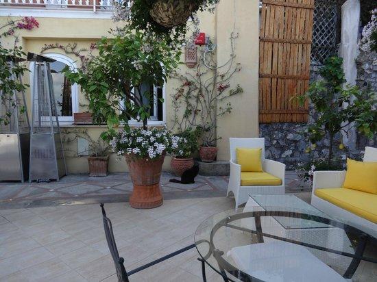 Hotel Marincanto: Outdoor Dining