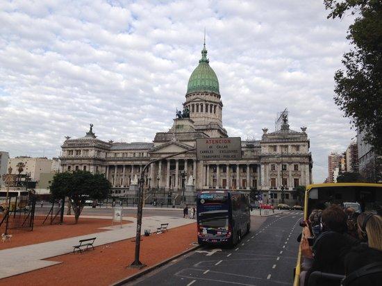 Buenos Aires Bus : Congresso