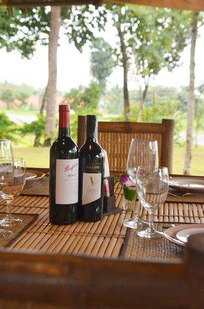 Khaothong Terrace Resort : Restaurant