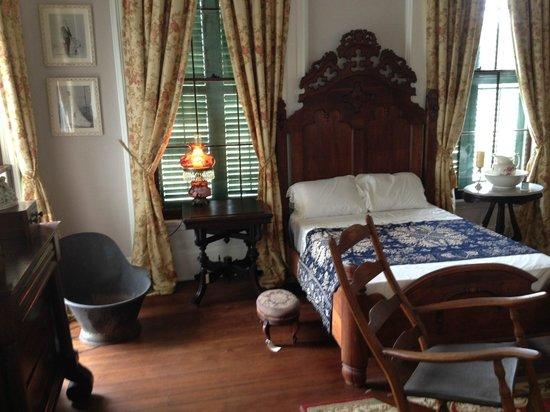 Beauvoir : Jefferson Davis Bedroom