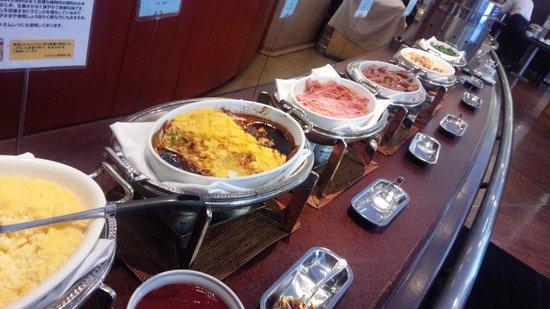 New Otani Inn Sapporo : 朝のバイキング