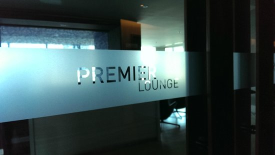 Novotel Bangkok Platinum Pratunam: Premier Lounge at 24th floor