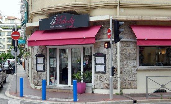 Melodynice: Restaurant Meolody in Nice