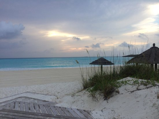 Sandals Emerald Bay Golf, Tennis and Spa Resort: Perfect morning
