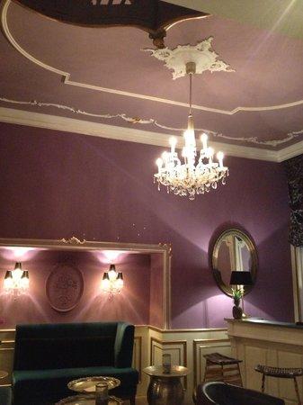 Schlosshotel Roemischer Kaiser : Parlor/Lounge