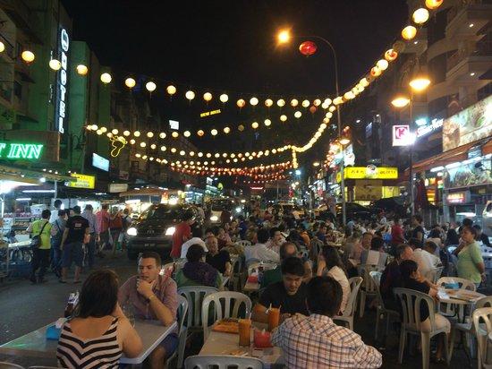 Grand Millennium Kuala Lumpur: Jalan Alor