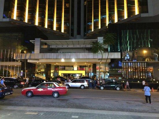 Grand Millennium Kuala Lumpur : Front view