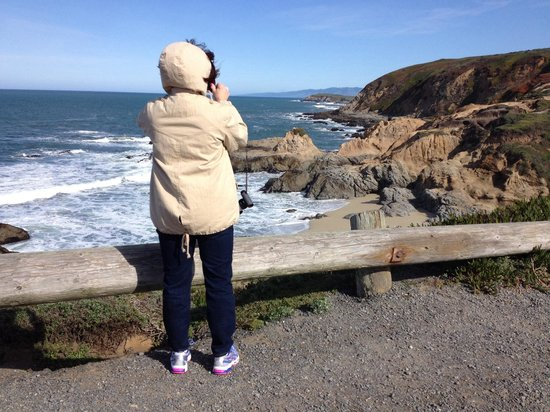 Bodega Head : It can get chilly and windy! Be prepared - and bring your camera!
