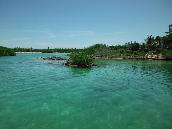 Yal-ku Lagoon : Panoramica