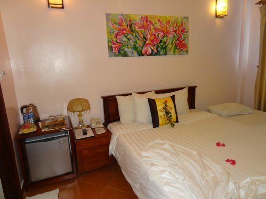 Holiday Diamond Hotel: Chambre