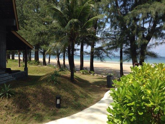 Twin Lotus Resort & Spa: Twin Lotus beach