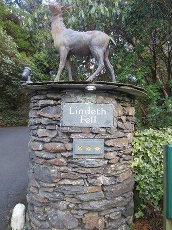 Lindeth Fell Country House: entrance