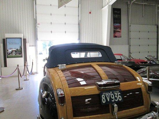 Rm Classic Cars Blenheim Ontario
